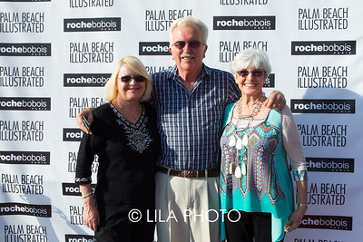 Linda Anderson, Jim White, Mary Ellen White