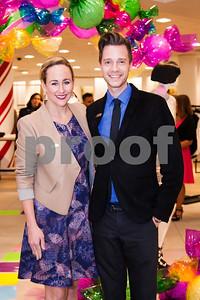 Rachel Strassner, Bryan Kresge