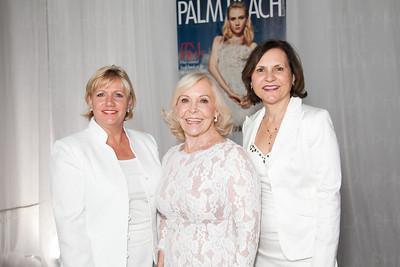 Jeanine Fine, Dr. Nicole Edeiken, Sharon DaBrusco