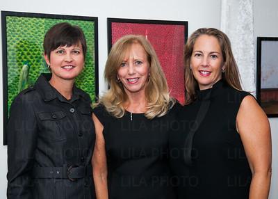 Deborah Johnson, Pam Payne, Bridget Baratta