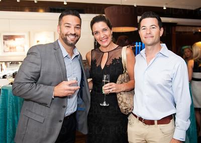 Noel Martinez, Julie & Aaron Menitoff