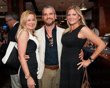 Randi Binder, Sean Rush, Marisa Caston