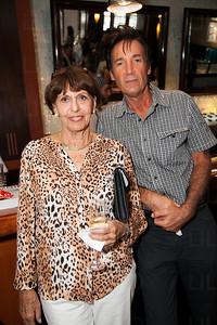 Arline Warner, David Werner