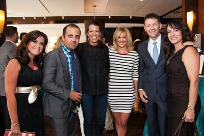 Christina & Mike Miranda, Melissa Sullivan, Cory Capps, Jeff & Gina Sabean
