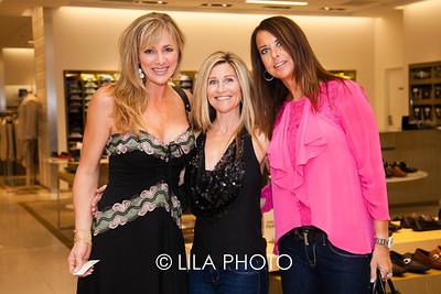 Lisa Lisec, Heather Smallegange, Carrie Deitz