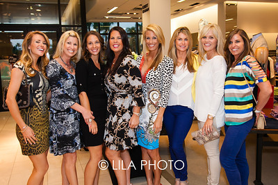 Ashley Lowe, Tonya Love, Nicole Johnson, Lynsie Pfleegor, Laura Coburn, Susy Benjamin, Allison Arnold, Victoria Brown