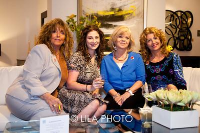 Arlene Blane, Carrie Schweister, Susan Wolfe, Janis DiMarco