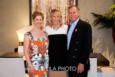 Randie Dalia, Pat & Rick Howard