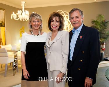 Pat Howard, Elaine Russell, Rick Howard
