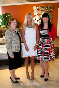 Barbara Finn, Sherry Winter, Barb Sageman