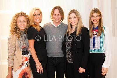 Trish Westcoat Pound, Pamela Morgan, Guido Campello, Kelcye Ball, Katherine Lande