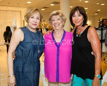Lynne Romano, Syd Barnett, Patricia Drykerman