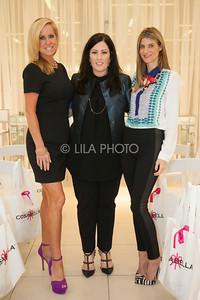 Pamela Morgan, Heather Shaw, Katherine Lande