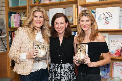 Mia Matthews, Daphne Nikolopoulos, Katherine Lande