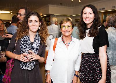 Rachel Lubeck, Donaetella Linari, Tori Roseman