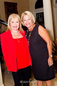 Donna Greenberg, Judy Hochhauser