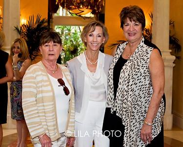 Jean Taton, Betsy Latore, Carol Bevan
