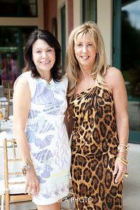 Karen Conley, Beth Shankleton