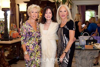 Carole Gabay, Helaine Freed, Jackie Friedman