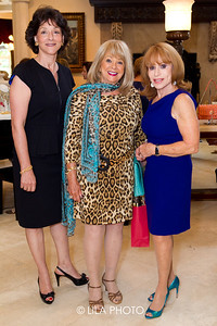 Marie Louise Roy, Joan Criscione, Arlene Hyman
