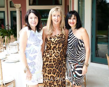 Karen Conley, Beth Shankleton, Liliane Richa