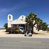 The church outside of El Paso Texas (but really east Lancaster California)