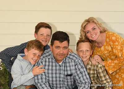 Palmer Family portraits 2018
