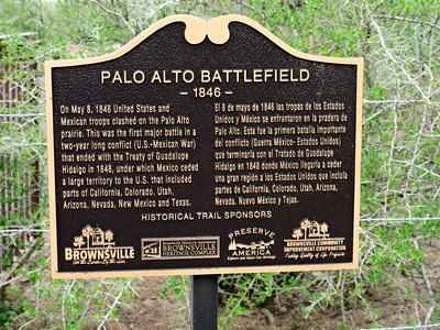 Palo Alto Battlefield