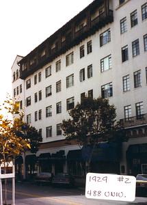 President Hotel, built in 1929