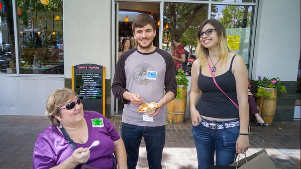 A Sweet Day in Palo Alto