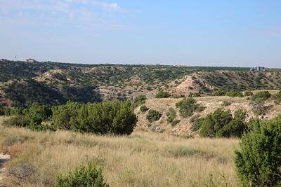 Palo Duro Canyon State Park,Amarillo Texas