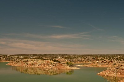 McKinney Lake, Tulia, Texas