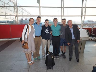 Palomnichestvo - 0 - NY to Tel-Aviv to Bethlehem