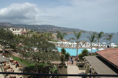 Terranea Resort Palos Verdes opening weekend 6-13-09