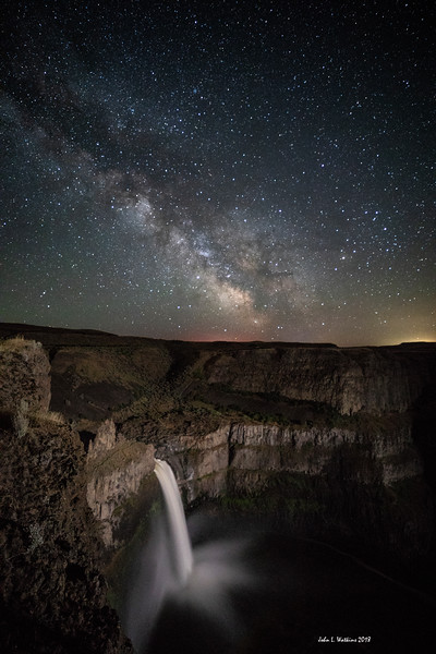Another View of Palouse Falls