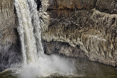 Sculptures in Ice, Palouse Falls