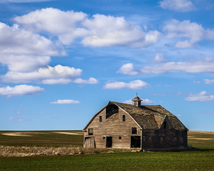 Ritzville Barn