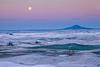 Autumn Moonset over Steptoe Butte