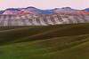 Harrowed Field at Sunset, Summer