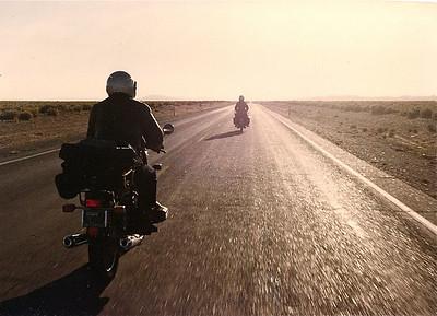 The long ride across America