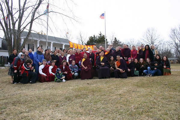 H.E. Mugsang Kuchen Rinpoche