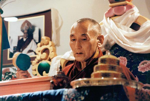 H.E. Ven. Yangthang Rinpoche