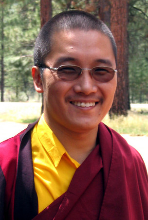 H.H. Karma Kuchen Rinpoche