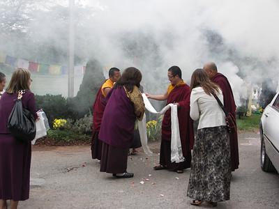 HH Karma Kuchen at KPC 2009