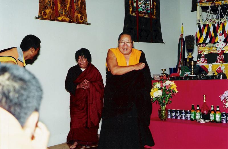 HHPR & Thinley Norbu2006