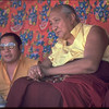 Rinpoche with khentshe