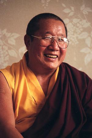 H.H. Penor Rinpoche Portraits