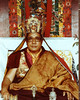 CN-9_H.H. Penor Rinpoche,  wearing Crown