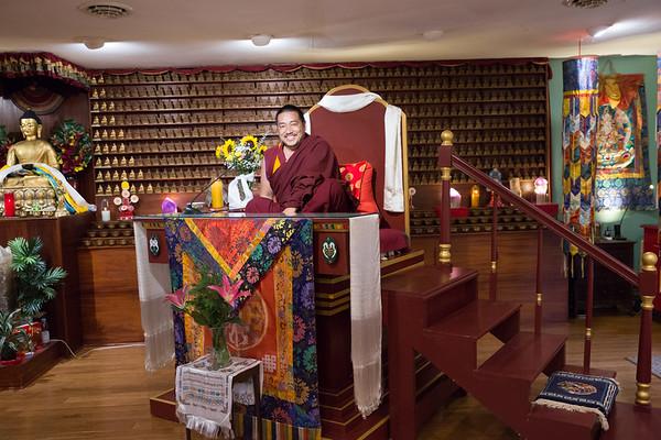 Khenpo Pem Tsheri Sherpa returns to KPC 2018