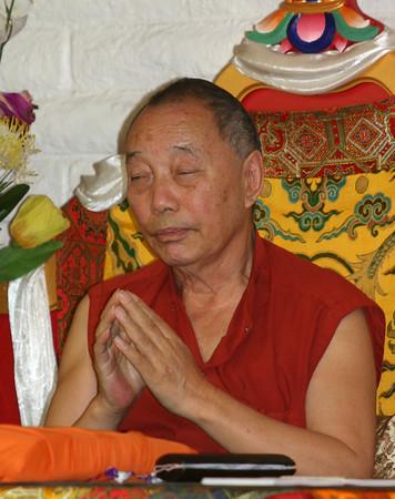 Ven. Gyatrul Rinpoche